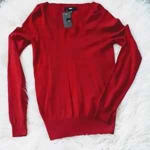 V Neck Sweater NWT